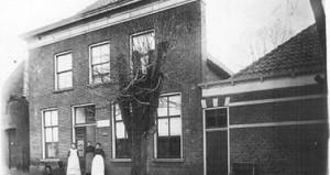 Logement Jansen de Adelaar in 1910