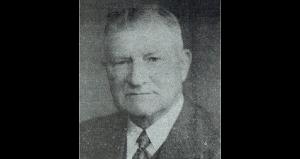 Gerhardus Johannus aan de Stegge, geboren op 12 april 1892, op 2 april 1963 door een noodlottig ongeval overleden.